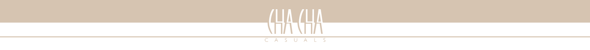 ChaCha casuals Logo